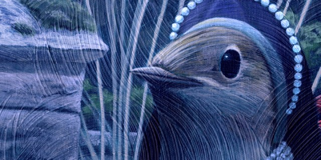 Nightingale Painting Complete