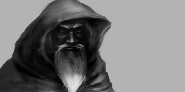 Gnome Digital Illustration Stepped Progression